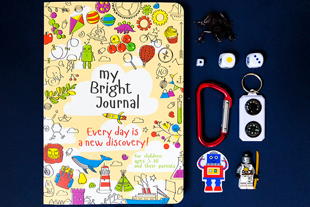 My Bright Journal front cover